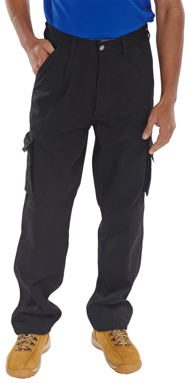 CLICK TRADERS NEWARK TROUSERS - CTRANT