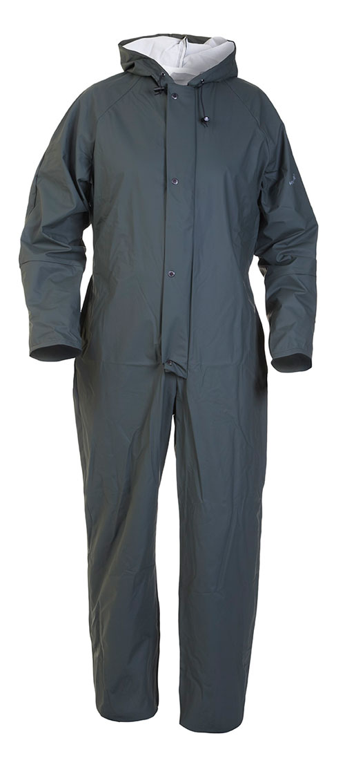 SALESBURY HYDROSOFT WATERPROOF COVERALL - HYD018500O