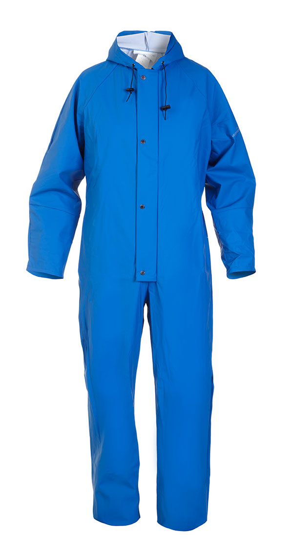 SALESBURY HYDROSOFT WATERPROOF COVERALL - HYD018500R