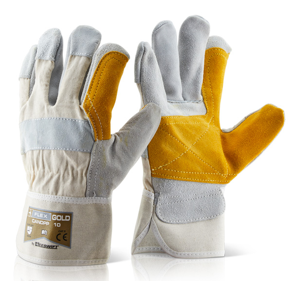 CANADIAN DOUBLE PALM HIGH QUALITY RIGGER GLOVE - CANDPPN